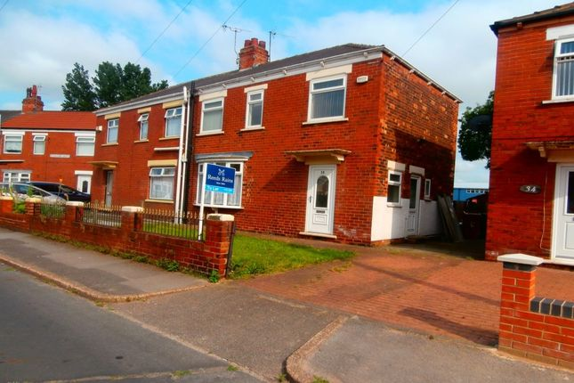 Thumbnail Semi-detached house to rent in Whitworth Street, Hull
