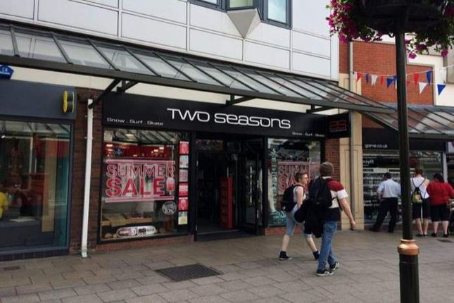 Thumbnail Retail premises to let in 26A Bakers Lane, Three Spires Shopping Centre, Lichfield