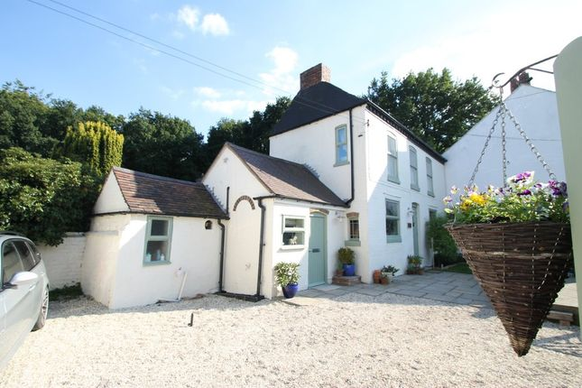 Thumbnail Cottage for sale in Boot Hill, Grendon, Atherstone