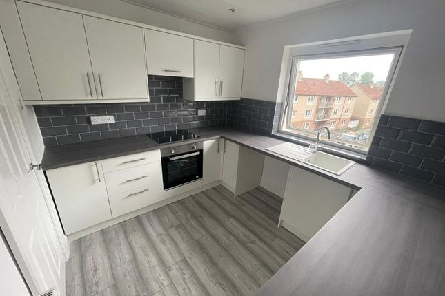 Thumbnail 2 bed flat to rent in Fair Isle Road, Kirkcaldy, Fife