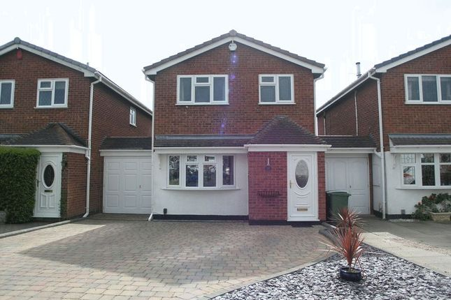 Thumbnail Detached house for sale in Brierley Hill, Amblecote, Shearwater Drive
