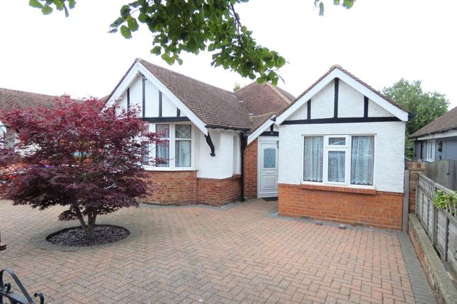 Thumbnail Bungalow for sale in Phillip Road, Folkestone