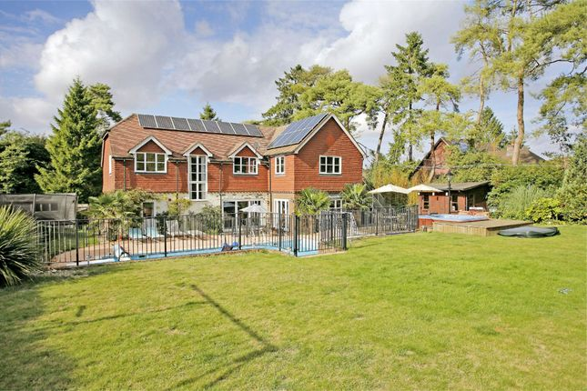Thumbnail Detached house to rent in South Drive, Littleton, Winchester, Hampshire