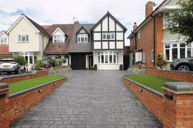 Thumbnail Semi-detached house for sale in Gower Road, Halesowen, West Midlands