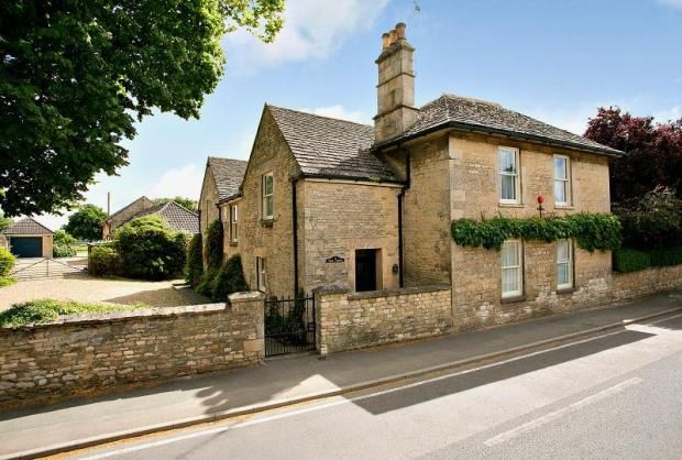 Thumbnail Detached house for sale in Main Street, Great Casterton, Stamford