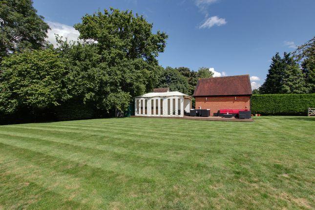 Thumbnail Mews house for sale in Howe Green, Great Hallingbury, Bishop's Stortford