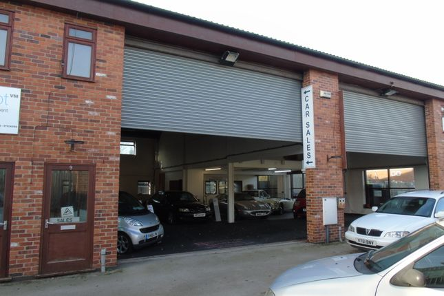 Thumbnail Industrial to let in Grassy Court, Derby Road, Derby