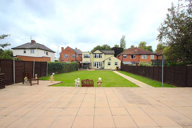 Thumbnail Detached house for sale in Melton Road, Syston, Leicester
