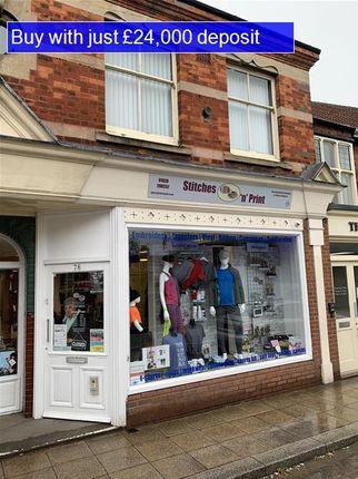 Thumbnail Retail premises for sale in Southgate, Sleaford