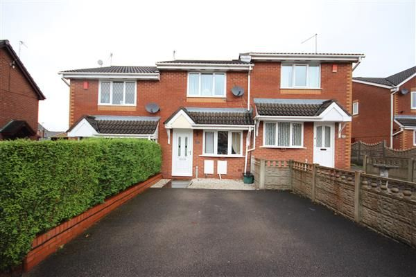 Thumbnail Mews house to rent in Forrister Street, Meir Hay, Stoke On Trent
