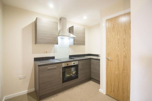 Thumbnail Flat to rent in Ashworth House, Manchester Road, Burnley