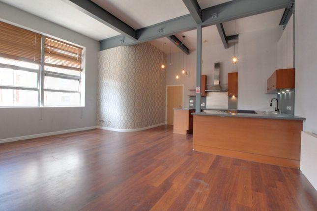 Thumbnail Flat to rent in New Hampton Lofts, Great Hampton Street, Birmingham