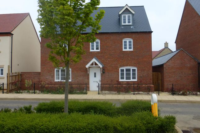 Thumbnail Property to rent in Whitelands Way, Bicester