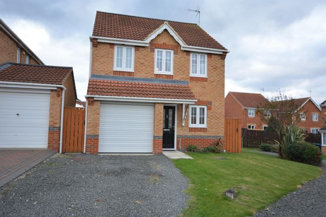 Thumbnail Detached house for sale in Walton Crescent, Bishop Auckland