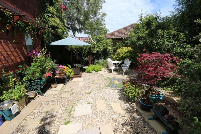Rear Garden of Moore Close, Newton Abbot TQ12
