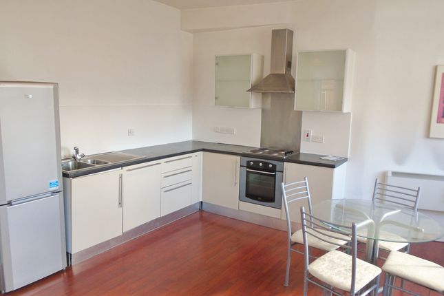 Flat to rent in Charles Street, Sheffield