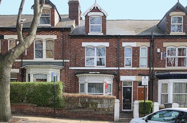 Thumbnail Terraced house for sale in Thompson Road, Sheffield, South Yorkshire