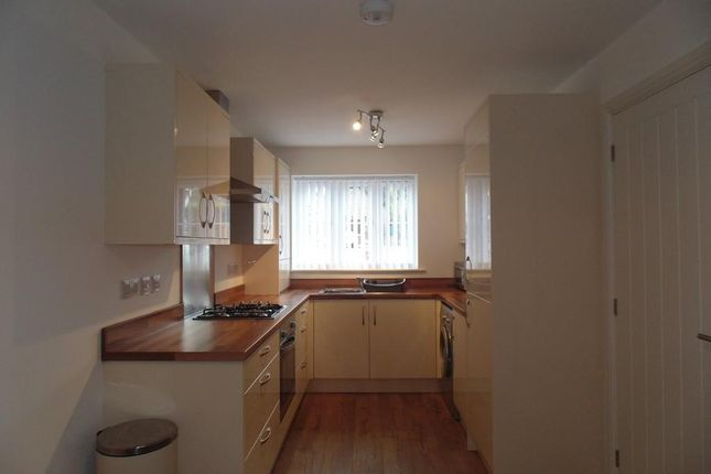 Thumbnail Semi-detached house to rent in Pond Street, Chesterfield, Derbyshire