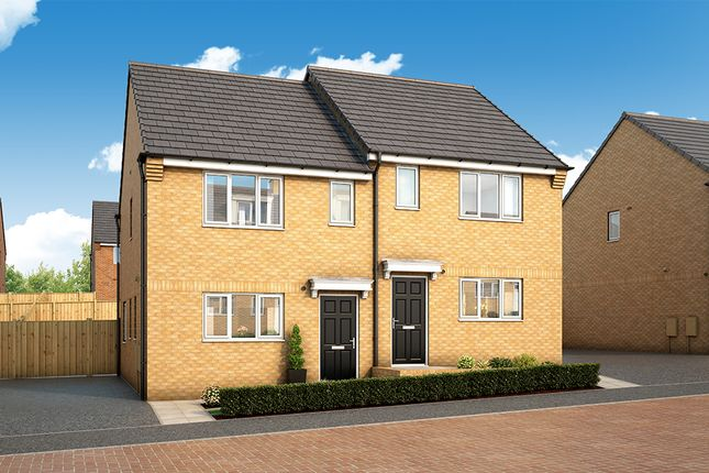 "Thumbnail Property for sale in ""The Hexham"" at South Parkway, Seacroft, Leeds"