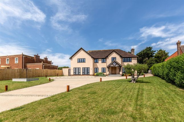 Thumbnail Detached house to rent in The Brow, Friston, Eastbourne