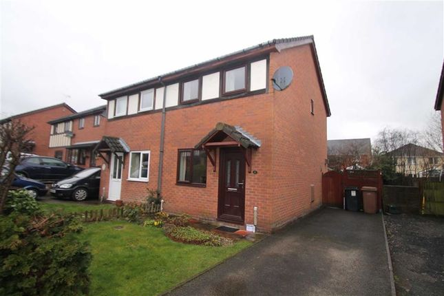 Thumbnail Semi-detached house to rent in Ashlands Road, Weston Rhyn, Oswestry