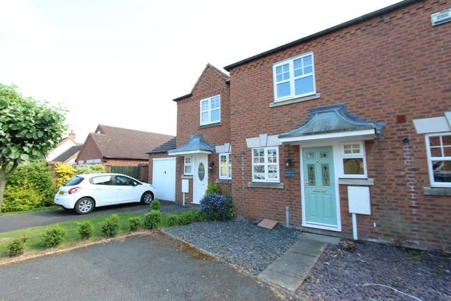 Terraced house for sale in Rickyard Close, Polesworth, Tamworth