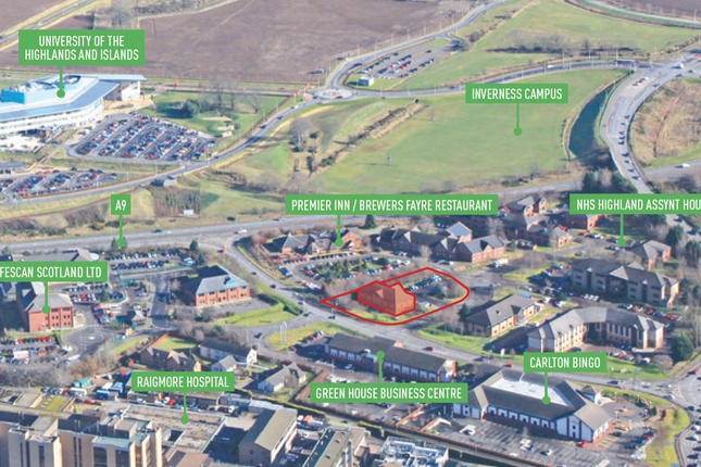 Thumbnail Office to let in Nevis House, Beechwood Business Park, Inverness
