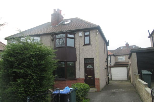 Thumbnail Semi-detached house to rent in Mayo Drive, Bradford