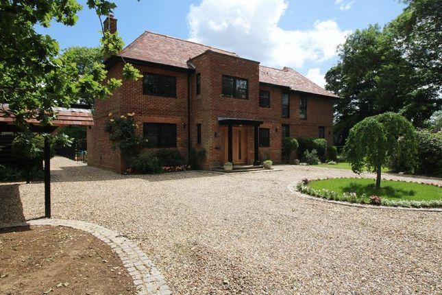 Thumbnail Detached house for sale in Little Berkhamsted Lane, Little Berkhamsted, Hertford