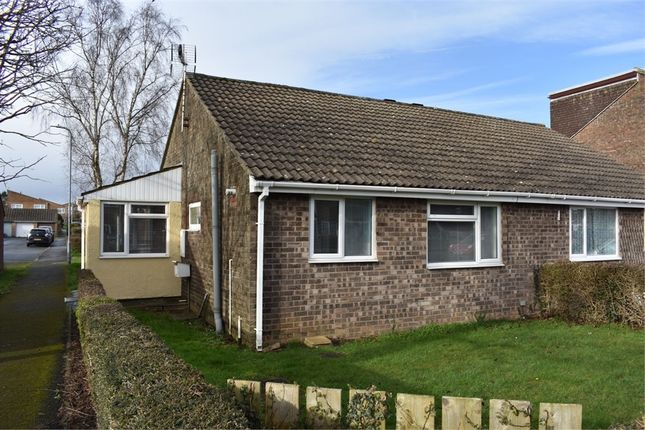 Thumbnail Semi-detached bungalow for sale in Rowan Drive, Bulwark, Chepstow