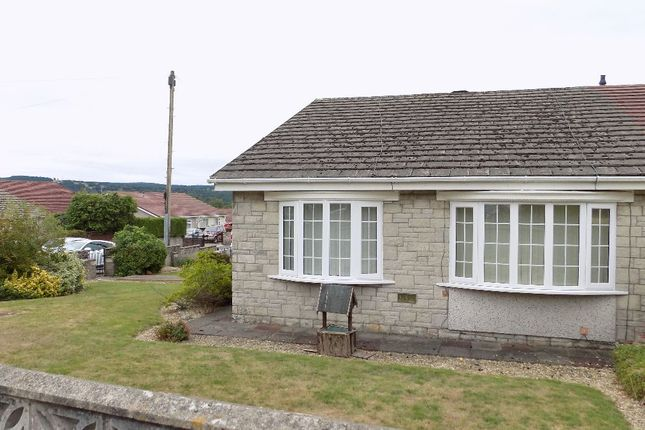 Bungalow for sale in Woodland Drive, Trinant, Crumlin, Newport