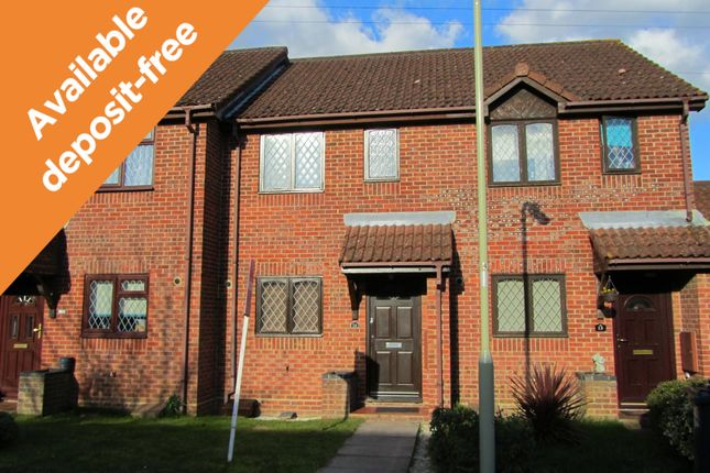 2 bed terraced house to rent in St. Lawrence Close, Hedge End, Southampton SO30