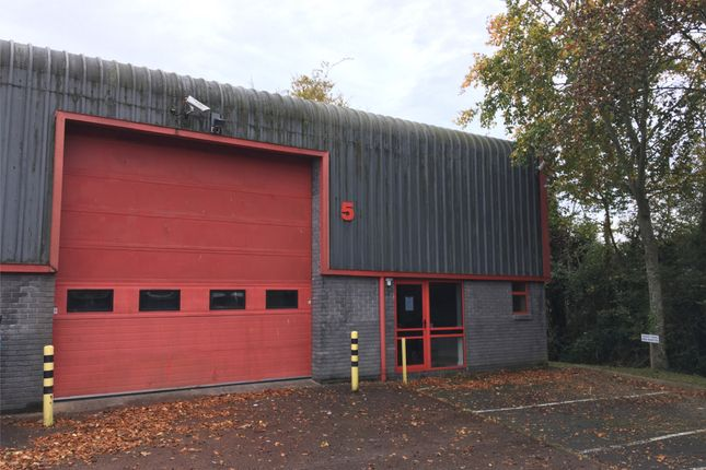 Thumbnail Industrial to let in Budlake Road, Exeter