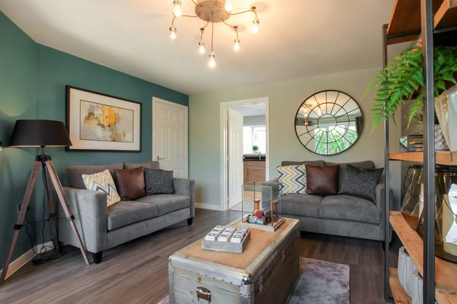 """Thumbnail End terrace house for sale in """"The Hanbury"""" at Shepherds Green Road, Shirley, Solihull"""