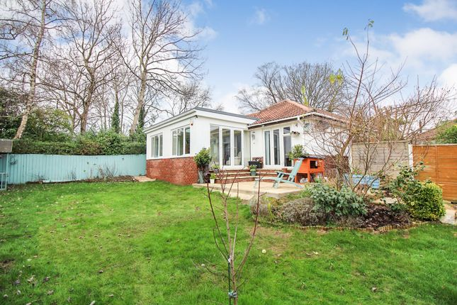 Thumbnail Detached bungalow for sale in Arne View Close, Upton, Poole