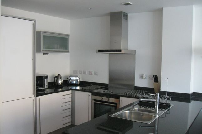 Kitchen of Unity Building, 3 Rumford Place, Liverpool L3