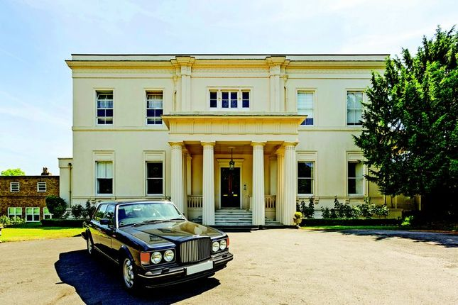 Thumbnail Flat for sale in Laleham Abbey, Laleham Park, Staines