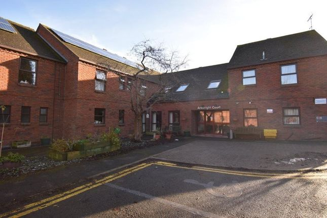 Thumbnail Flat to rent in Arkwright Court, Leominster
