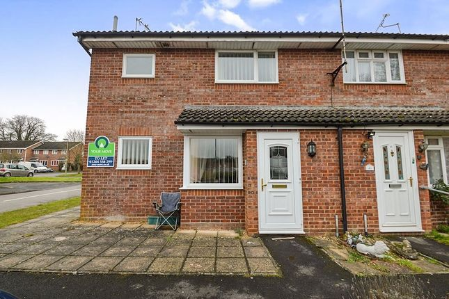 Thumbnail Terraced house to rent in Hartley Meadows, Whitchurch