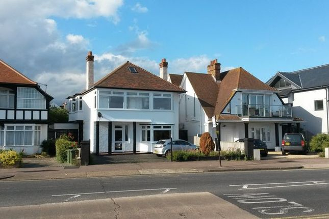 Thumbnail Detached house for sale in Chalkwell Esplanade, Westcliff-On-Sea