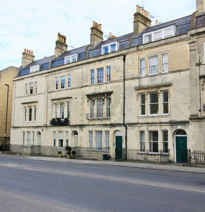 Thumbnail Flat for sale in Bathwick Street, Bath