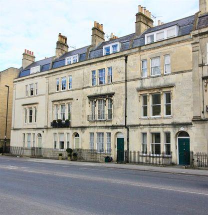 Thumbnail Flat for sale in Bathwick Street, Bath