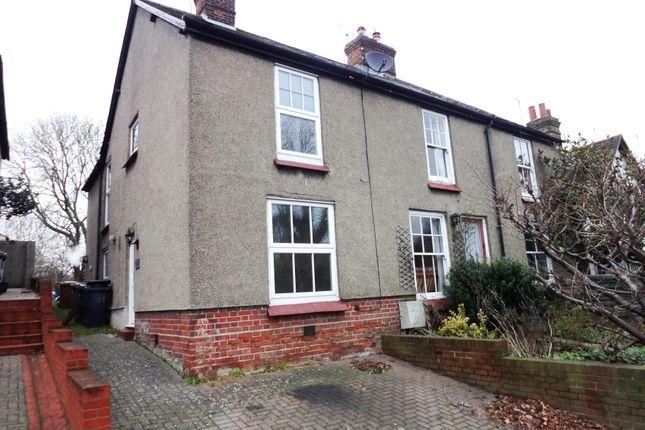 Thumbnail Cottage to rent in Rye Street, Bishops Stortford