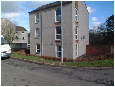 Thumbnail Flat to rent in Ramsay Road, Hawick