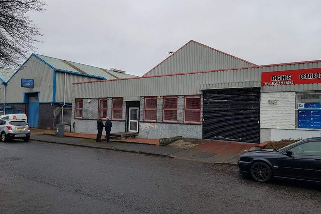 Light industrial to let in Chapelhall Industrial Estate, Chapelhall, Airdrie