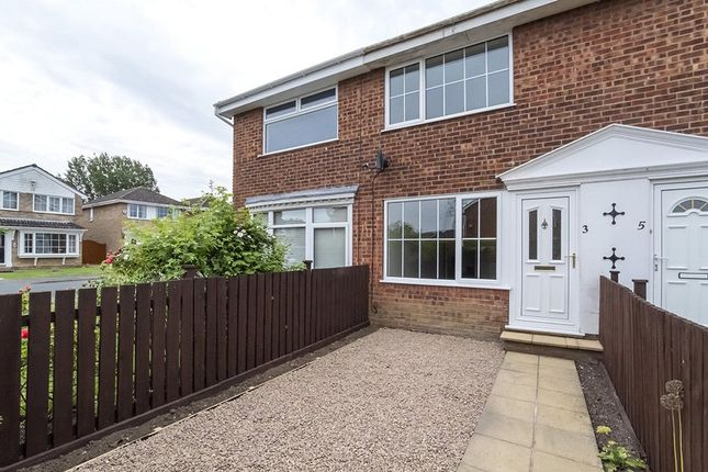 Thumbnail Terraced house to rent in Riversdale, Haxby, York