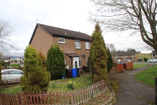 Thumbnail Flat to rent in Lamberton Ave, Stirling