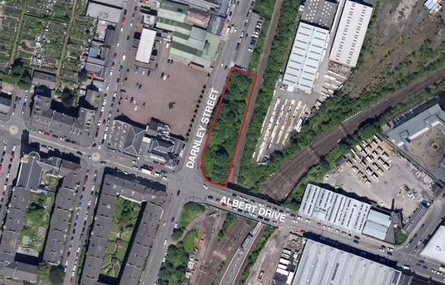 Thumbnail Commercial property for sale in Darnley Street, Glasgow