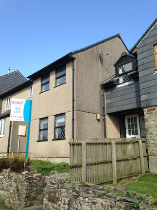 Thumbnail Terraced house to rent in Cowling Gardens, Menheniot