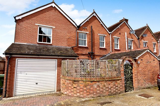 Thumbnail End terrace house for sale in Edgecombe Lane, Newbury, Berkshire